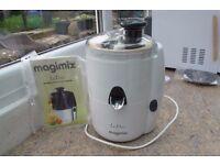 Magimix Juicer