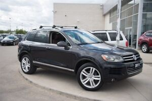 2011 Volkswagen Touareg Highline 3.6L 8sp at Tip 4M - Heated Fro