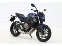 2017 Honda CB650F --- Black Friday Sale Event Price!!! ---