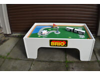 BRIO Double Sided Play Table