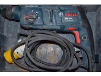 BOSCH GBH2000 110v 3 MODE HAMMER DRILL