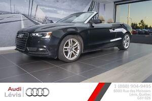 2013 Audi A5 2.0T Premium 1.9% 60 mois ADMISSIBLE 6ANS 160 000K
