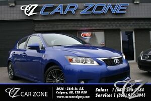 2012 Lexus CT 200h F Sport Package, Camera, Leather Sunroof