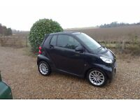 Smart ForTwo Passion Convertible 2008