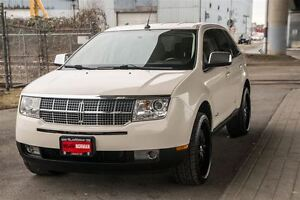 2007 Lincoln MKX 3.5L Luxury Only 146,000Km
