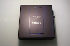 Vivo NEX S smartphone 128GB UK English Global version UNLOCKED brand new