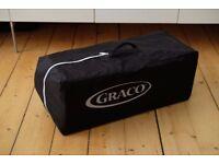 Graco Nimble Nook - Compact Travel Cot