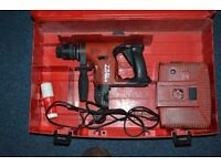 HILTI TE 6-A SDS PLUS 36v.