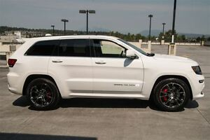 2015 Jeep Grand Cherokee SRT LOWEST KMS AROUND!!