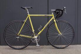 Ultra Lightweight, Rare, Retro Decathlon 'Cobra' Road Bike With Full Shimano 600 Groupset 56cm Frame