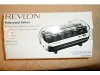 Revlon Professional Heated Curlers
