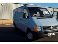 CLEAN LEFT HAND DRIVE VOLKSWAGEN LT35, DRIVES PERFECTLY, HUGE LOAD CAPACITY, ENGINE &MECHANICS GOOD.