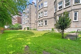 Large and Spacious 2/3 bedroom flat in period purpose build block with lift