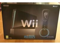 Nintendo Wii Sports pack & Wii Fit Plus.