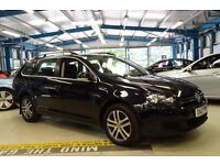 VW Golf SE TDI (brilliant black) 2013