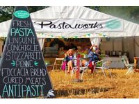 Festival & events catering company for sale, established, extensive equipment