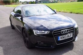 Audi A5 Automatic Upgraded Sat Nav Low Mileage full service history