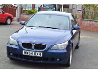 For Sale BMW 530D, Blue, Diesel, Automatic, Black Leather Interior, 19inc Allows , 12 Month MOT