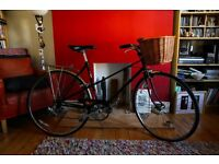 Vintage Raleigh 5 speed ladies bike, great condition, ready to ride accessories included