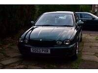 Jaguar X Type 2003 V6 Petrol