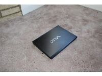 Sony Vaio Laptop 4GB Ram, 250GB Hard Drive, Window 10 + Microsoft Office. Free Delivery