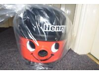 Twin Speed Henry hoover + Brand New Accessory Tool Kit