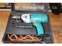 black and decker drill in case