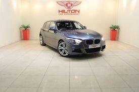 BMW 1 Series 1.6 116i M Sport Sports Hatch 5dr (start/stop) (grey) 2014