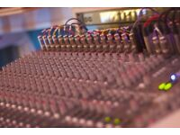 Professional Music Studio for share (fully equipped)
