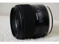 Tamron SP 35mm f1.8 Di VC USD for Canon DSLR cameras like 5d ii iii iv 5ds 5dsr 1d 1ds 1dx 70d 7d 6d