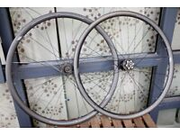 Cannondale C2 700c Disc Wheelset with Shimano Hubs