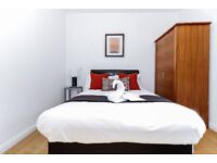 Check-in for serviced apartment