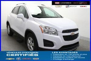 2014 Chevrolet TRAX FWD LT *DÉM.À.DIST CAM.REC ÉCR.TACT*