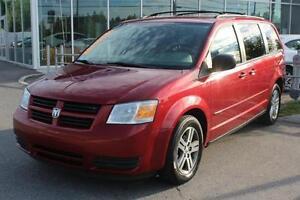 2010 Dodge Grand Caravan STOW N GO*SE*AC*7 PASSAGÉS*CRUISE*AUX*B