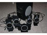 PC speakers 5.1 Creative Inspire T6100