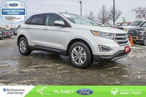 2015 Ford Edge SEL FORD CERTIFIED LOW RATES & EXTRA WARRANTY! -