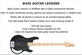 Bass Guitar Lessons for Beginners - All Genres - FREE FIRST LESSON