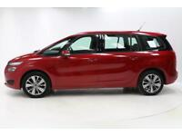 Citroen C4 Grand Picasso BLUEHDI SELECTION (red) 2016-01-29