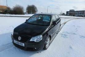 AUTOMATIC VOLKSWAGEN POLO 1.4 MATCH,2008,Only 39,000mls,Full Service History,Alloys,A/Con,Very Clean