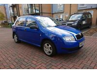 SKODA FABIA CLASSIC SDI DIESEL 12M MOT LOW MILES VERY ECONOMICAL AND CLEAN CAR
