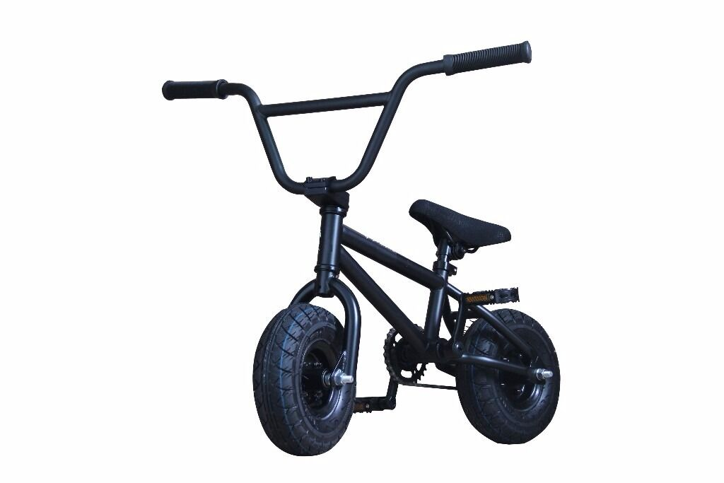NEW 2017 TOXIC BIKES MINI BMX BIKE HIGH QUALITY STUNT FREESTYLE 3 COLOURSin Chesterfield, DerbyshireGumtree - NEW 2017 LIMITED EDITION TOXIC BIKES MINI BMX! HIGH QUALITY BIKES AT A GREAT PRICE! SPECIFICATION High tensile steel frame 10 inch steel rims High end 6plys rubber tyre(85PSI) High quality 3 piece crank set (NOT THE CHEAP 1 PIECE CRACK) Tappered...