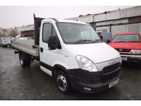 IVECO DAILY 35C13 DROPSIDE - 62-REG