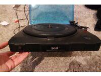 SEAL Vinyl Player, Turntable