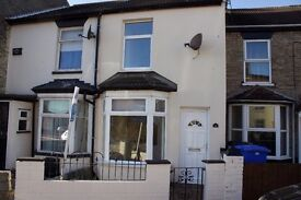 2 Bedroom Bay Fronted House for Rent - North Lowestoft - Gas Central Heating - Unfurnished - Garden