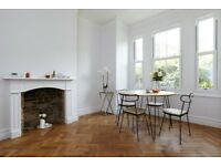 2 bedrooms victorian flat in Fulham available for short term rental in september - october