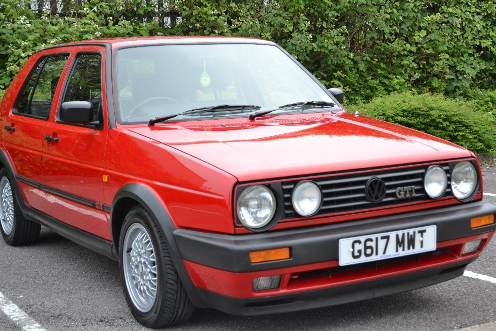 vw golf gti mk2 big bumper beautiful condition low mileage appreciating classic in penylan VW Routan Service Manuals VW Routan Service Manuals
