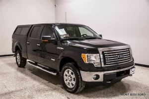 2012 Ford F-150 XLT WITH XTR PACKAGE