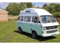 Vw t25 4 berth camper price lowerd