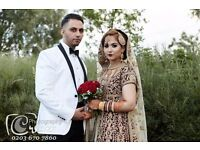 Asian Wedding Photographer Videographer London|Shoreditch| Hindu Muslim Sikh Photography Videography