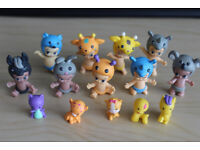 15 Twozies figues baby pets - can swap for other Twozies